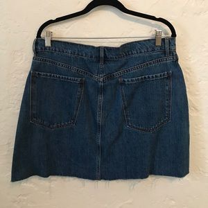Old Navy Skirts - Old Navy Denim Mini Skirt